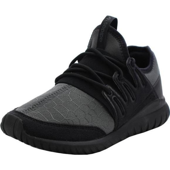 adidas schuhe, schwarze turnschuhe poshmark originale tubuläre radial - j